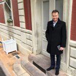 A l'Hôtel du Palais de Biarritz