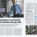 IS Decisions : la sécurité informatique des grands - Le Mag 64 03/2015